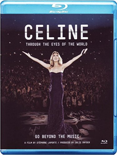 Celine Dion - Through The Eyes Of The World (Blu-ray) -- via Amazon Partnerprogramm