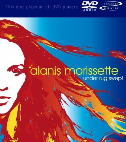 Alanis Morissette - Under Rug Swept -- via Amazon Partnerprogramm