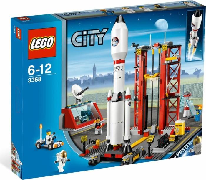 LEGO - City Space - Space Center (3368) -- via Amazon Partnerprogramm