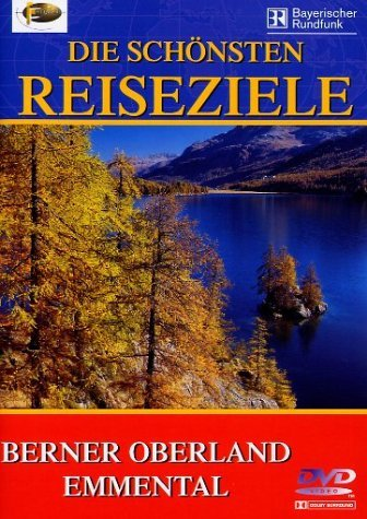 Reise: Berner Oberland - Emmental -- via Amazon Partnerprogramm