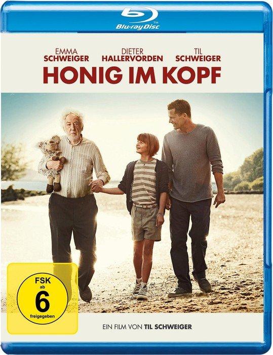 Honig im Kopf (Blu-ray)