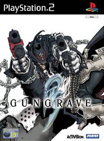 Gungrave (deutsch) (PS2) -- via Amazon Partnerprogramm