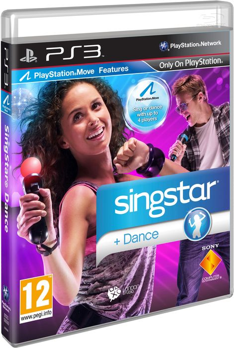 SingStar Dance (English) (PS3)