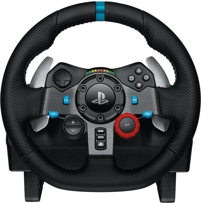 Logitech G29 Driving Force, USB (PS3/PS4) (941-000112)