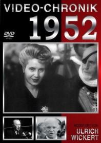 Video Chronik 1952 (DVD)