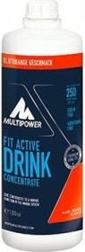 Multipower Fit Active Zitrone Limette 1000ml