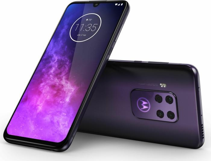 Motorola One Zoom Dual-SIM cosmic purple