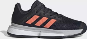 adidas Solematch Bounce Clay Court legend ink/signal coral/grey two (Damen) (EG2220)
