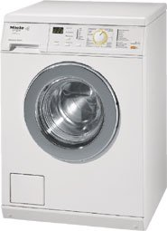 Miele W 435 Plus WPS Softtronic Frontlader