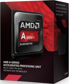 AMD A10-7870K Black Edition, 4C/4T, 3.90-4.10GHz, boxed (AD787KXDJCBOX)