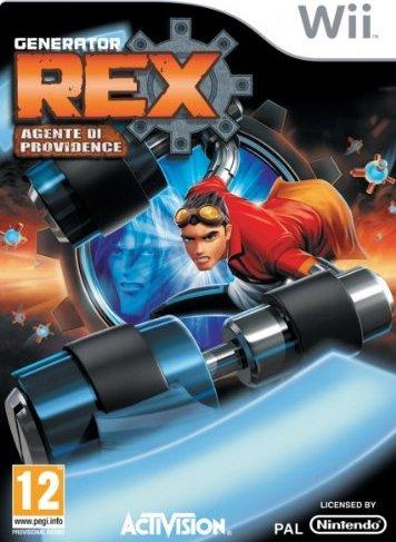 Generator Rex (deutsch) (Wii) -- via Amazon Partnerprogramm