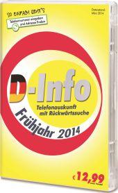 Buhl Data KlickTel Telefon- und Branchenbuch Frühjahr 2014 inkl. Rückwärtssuche (deutsch) (PC)