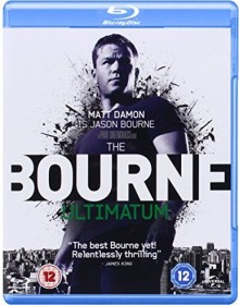 The Bourne Ultimatum (Blu-ray) (UK)
