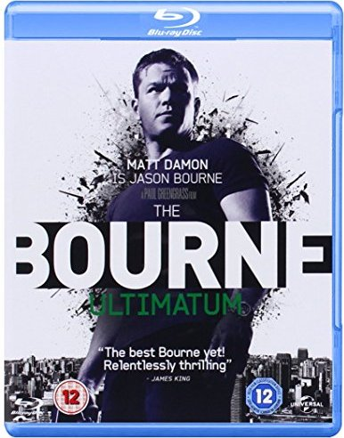 The Bourne Ultimatum (Blu-ray) (UK) -- via Amazon Partnerprogramm
