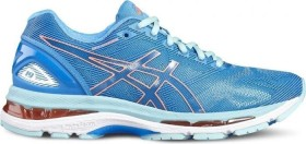 Asics gel-Nimbus 19 diva blue/flash coral/aqua splash (ladies) (T750N-4306)