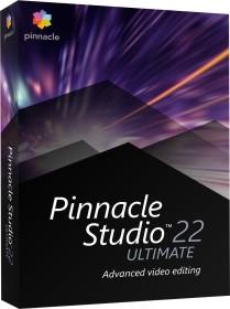 Pinnacle Studio 22.0 Ultimate (German) (PC) (PNST22ULDEEU)