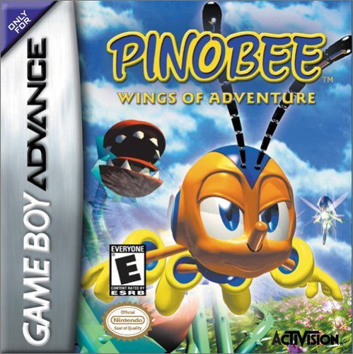 Pinobee - Wings of Adventure (GBA) -- via Amazon Partnerprogramm