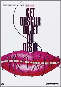 That Obscure Object Of Desire (DVD) (UK)