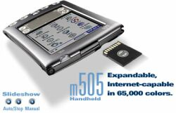 Palm m505 international/englisch, 8MB, Farbdisplay (P80801UK/IE/EU)