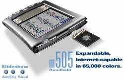 Palm m505 international/angielski, 8MB, kolorowy wyświetlacz (P80801UK/IE/UE)