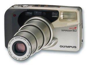 Olympus Superzoom 160