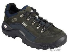 Lowa Renegade II GTX Lo dark grey/navy (Damen) (320952-9449)