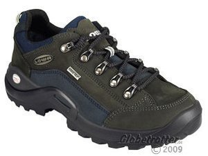 Lowa Renegade II GTX Lo dark grey/navy (ladies) (320952-9449) -- © globetrotter.de
