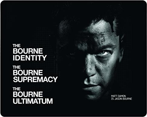 The Bourne Trilogy Box (Blu-ray) (UK) -- via Amazon Partnerprogramm