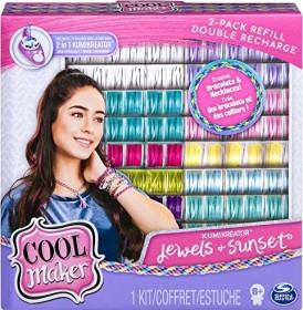 Spin Master Cool Maker Kumi Kreator Sunset und Jewels Nachfüllset (6054773)