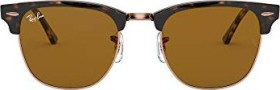 Ray-Ban RB3016 Clubmaster Classic 49mm havana-tortoise/brown classic (RB3016-130933)