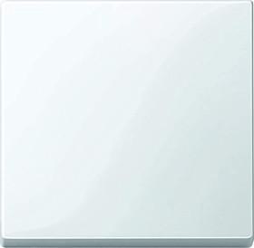 Merten System M Wippe Thermoplast brillant, polarweiß (432119)