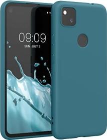 KWMobile Handy Case für Google Pixel 4a petrol matt (52357.57)