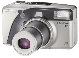 Olympus Superzoom 115 QD