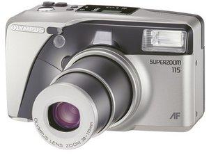 Olympus Superzoom 115 QD