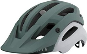 Giro Manifest Spherical Helm matte grey/green
