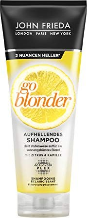 John Frieda Sheer Blonde Go Blonder Shampoo 250ml -- via Amazon Partnerprogramm