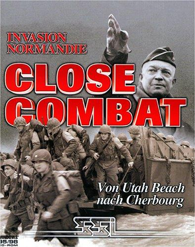 Close Combat 5 - Invasion Normandie (niemiecki) (PC) -- via Amazon Partnerprogramm