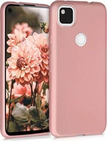KWMobile Handy Case für Google Pixel 4a rosegold metallic (52338.31)