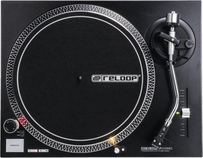 Reloop RP-2000 MK2 schwarz