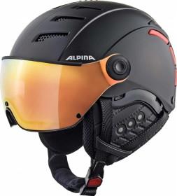 Alpina Jump 2.0 QVMM Helm schwarz matt (A9209X31)