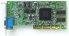 Sapphire Rage 128 Ultra, 16MB, low profile, AGP