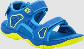 Jack Wolfskin Taraco Beach Sandal blue/lime (Junior) (4039531-1176270)