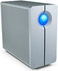 LaCie 2big Triple 2TB, USB 2.0/FireWire 400/800 (301256)