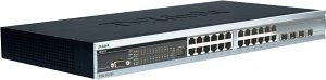 D-Link DGS-3324SR, 24-portowy, managed, Layer 3