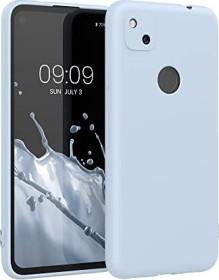 KWMobile Handy Case für Google Pixel 4a hellblau matt (52357.58)