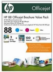 HP Tinte 88 Photo Value Pack (CG464AE)