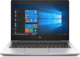 HP EliteBook 830 G6 silber, Core i5-8265U, 8GB RAM, 256GB SSD, IR-Kamera (6XD20EA#ABD)