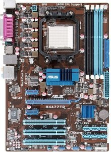 ASUS M4A77TD (90-MIBB20-G0EAY0GZ)