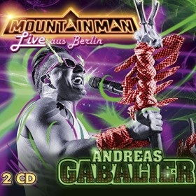 Andreas Gabalier: Mountain Man - Live aus Berlin (Blu-ray)