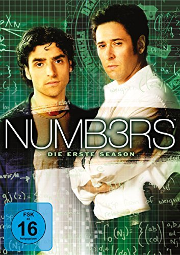 Numb3rs Season 1 -- via Amazon Partnerprogramm